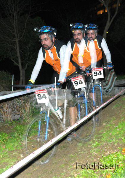 4. Bo-Ce Salcano Dağ Bisikleti Gece Yarışı