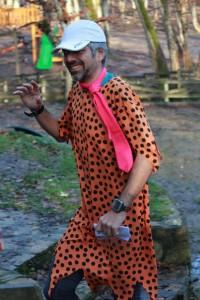 Koşunun eğlence kısmını kaybetmeden, hedefleri canlı tutmak. Ocak 2013 AA kostümlü koşudan...