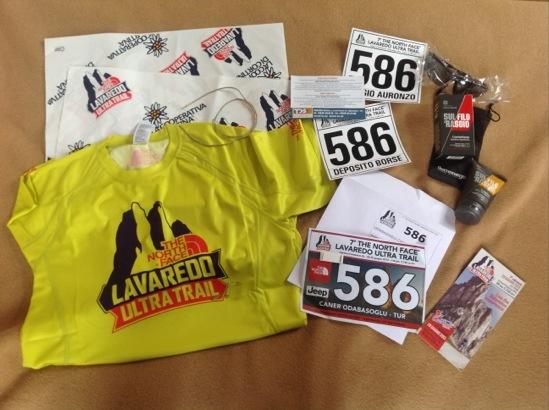 Lavaredo Ultra Trail- yarış öncesi