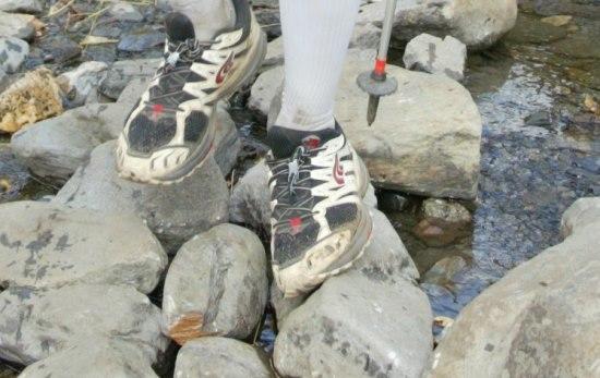 2011 TDS sırasında nehir kayalıkları geçişleri