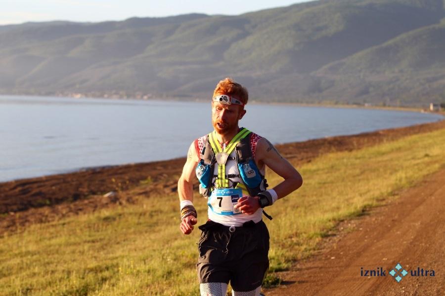 Marcus Scotney, 73.km foto: iznikultra